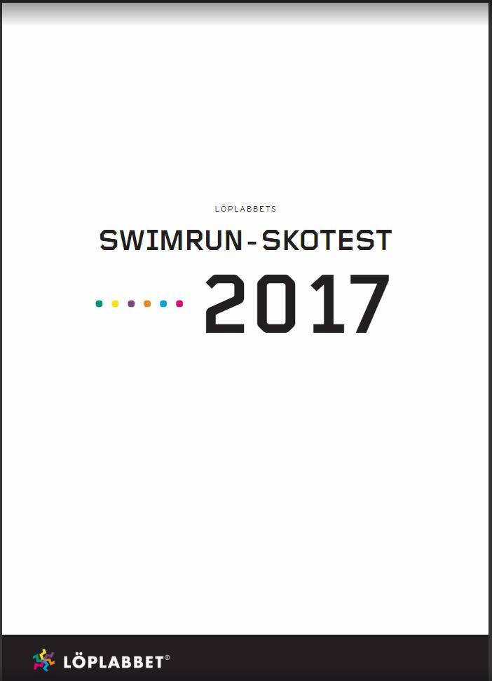 Swimrunskotest 2017