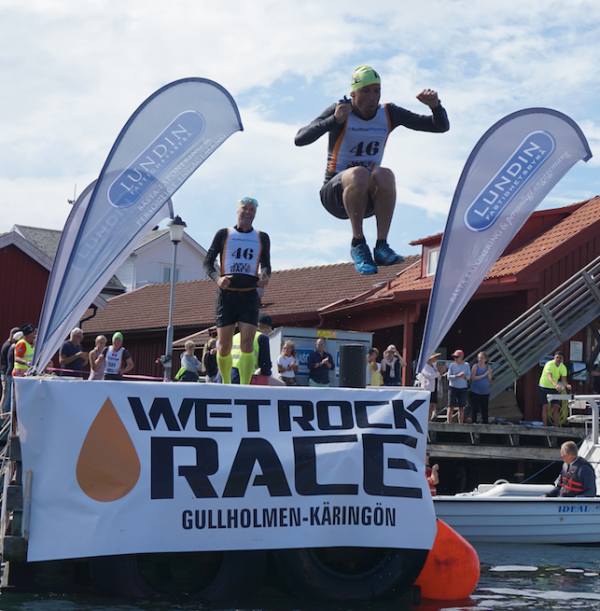 wet rock race