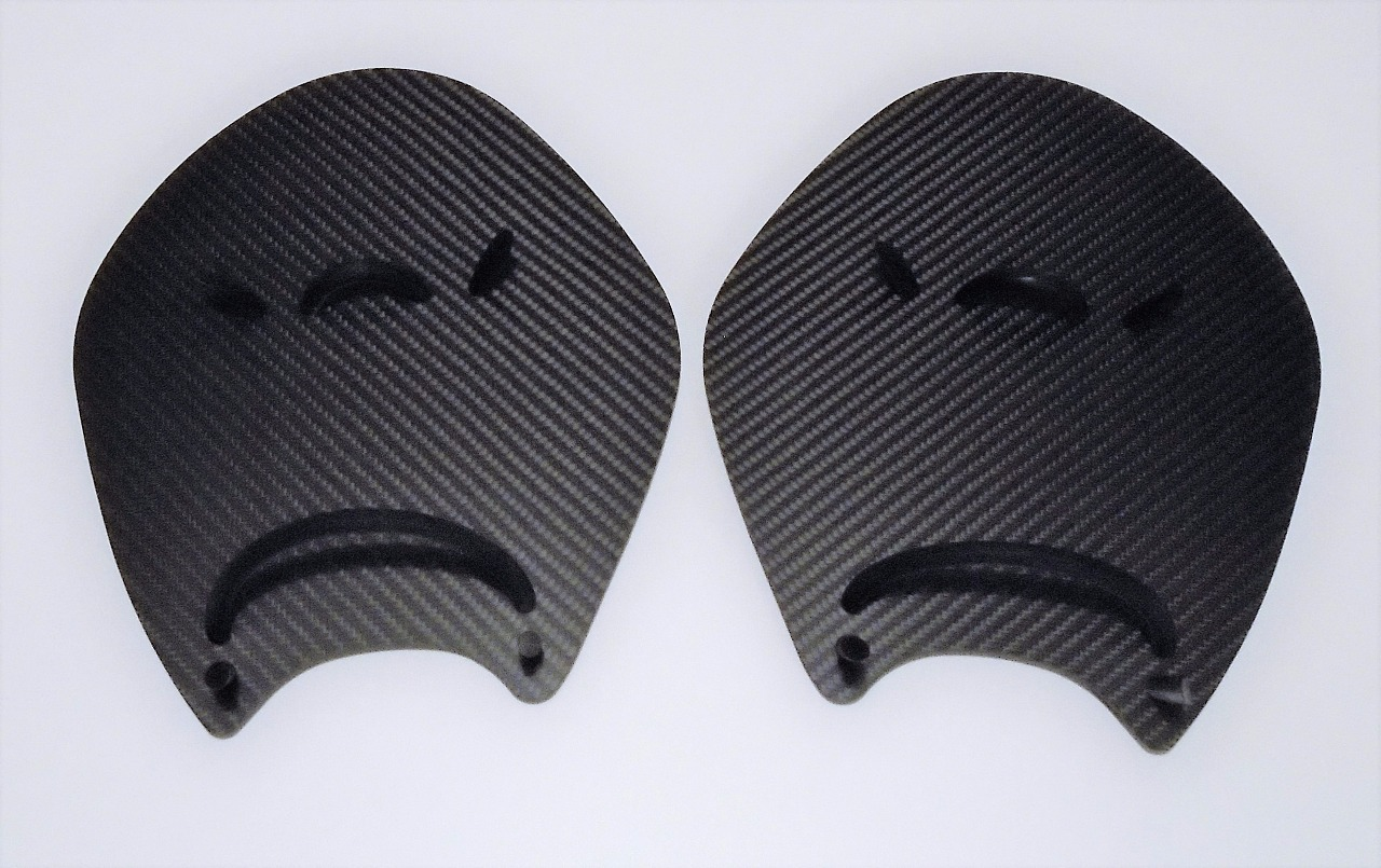 Racepaddles Carbonpaddles