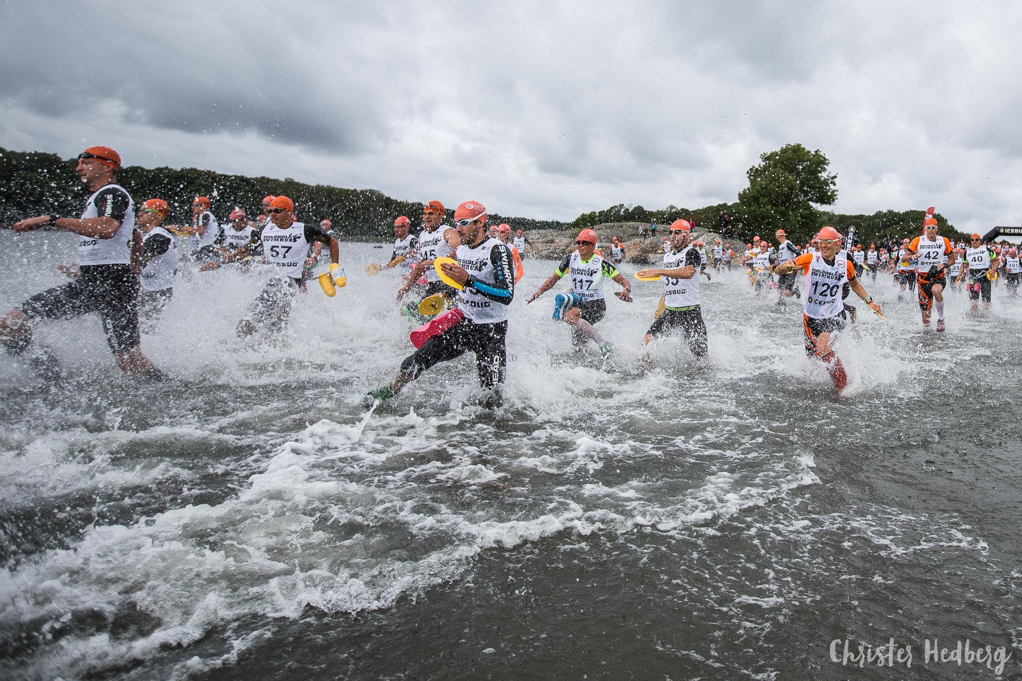 Tjolöholm Swimrun 2017